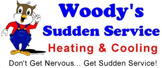 Woody's Sudden Service Inc Logo